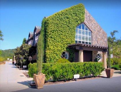 Signorello Estate winery in Napa Valley