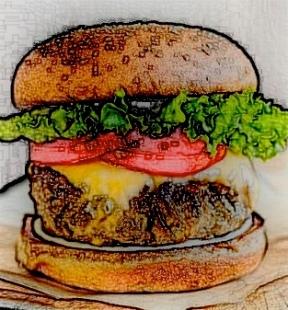 burger-sketch