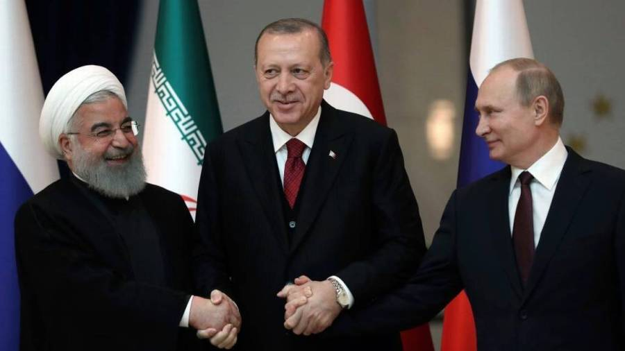 iran turkey russia summit